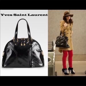 🖤 gorgeous YSL patent leather muse 🖤